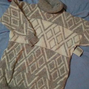 Vintage Hilda Ltd Wool Sweater Size S NWT d5dce3c8f